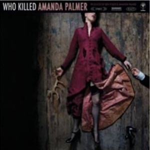 Amanda Palmer - Who Killed, omslag