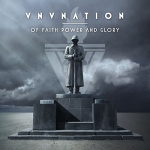 vnv nation - of faith power, and glory, omslag