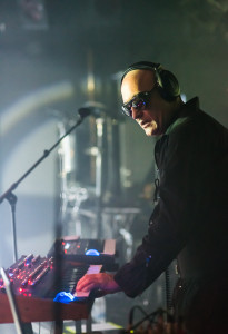 Front 242 - Patrick Codenys