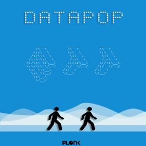 Datapop - Ett, omslag