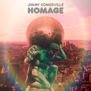 Jimmy Somerville -Homage, omslag