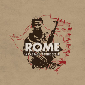 Rome - A Passage To Rhodesia, omslag