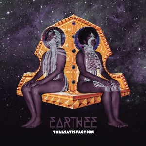 Thee Satisfaktion - Earthee, omslag