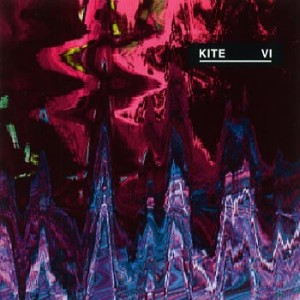 Kite - VI, omslag