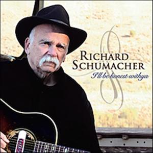 Richard Schumacher -I´ll Be Honest Withya, omslag