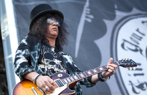 Slash Sweden Rock Festival, 2015