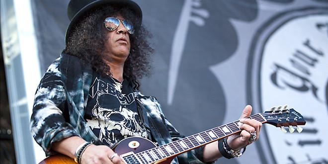 Slash Sweden Rock Festival, 2015
