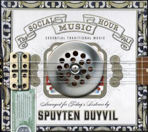 Spuyten Duyvil - The Social Music Hour Vol 1, omslag