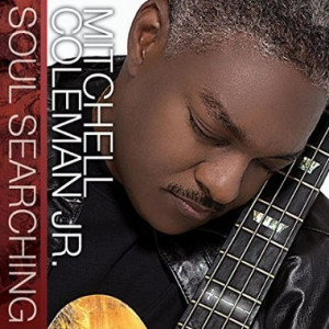 mitchell coleman jr - soul searching, omslag
