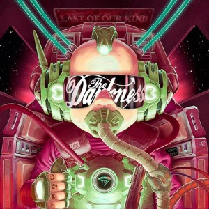 The Darkness - Last Of Our Kind, omslag