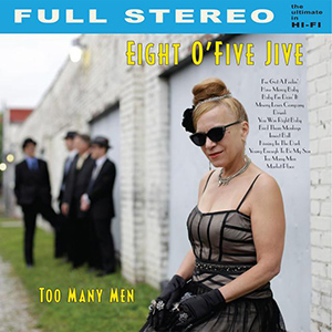 Eight O Five Jive - Too Many Men, omslag