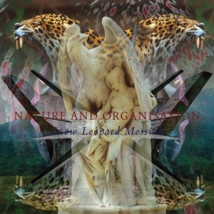 Nature And Organisation -Snow Leopard Messiah, omslag