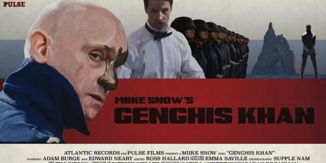 Miike Snow: Genghis Khan