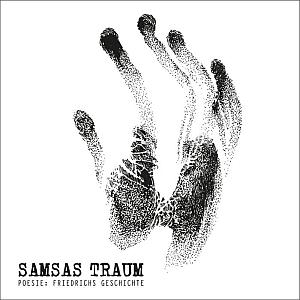 Samsas Traum - Poesie, omslag