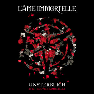 L´Âme Immortelle - 20 Jahre, Omslag