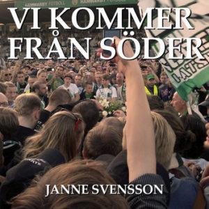 Janne Svensson -Vi kommer från söder, omslag