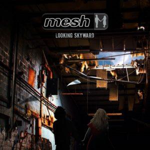 Mesh - Looking Skyward - Omslag