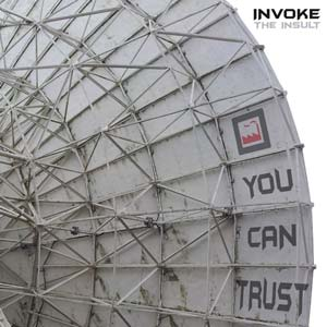 Invoke The Insult - You Can Trust, omslag
