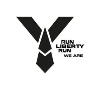 Run Liberty Run - We Are, omslag