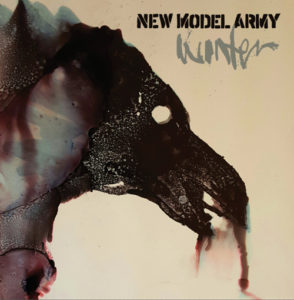 New Model Army - Winter, omslag