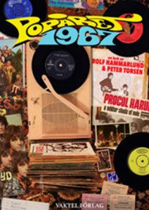 Popåret 1967 - Bokomslag