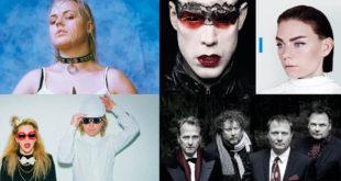 Årets 30 bästa låtar - 2016