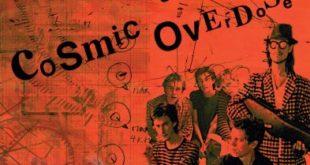 Cosmic Overdose - Koko Total, omslag