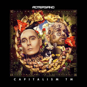 Rotersand - Capitalism-TM, omslag