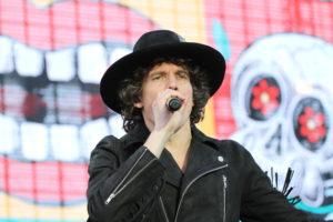 Håkan Hellström live på Stadion den 9 juni 2017. Foto: Ernst Adamsson Borg.