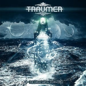 Traumer - The Great Metal Storm, omslag