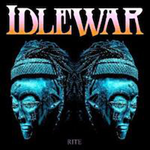 idlewar - rite, omslag