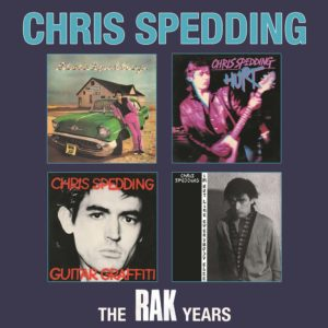 Chris Spedding: The RAK Years