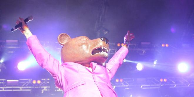 Teddybears live på Gröna Lund den 28 september 2018. Foto: Ernst Adamsson Borg.