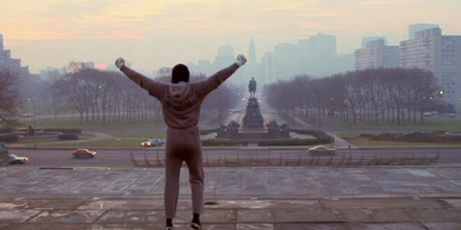 Rocky 3 - Eye of the Tiger
