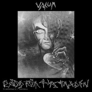 Vacum - Rädd För Tystnaden/Korståg