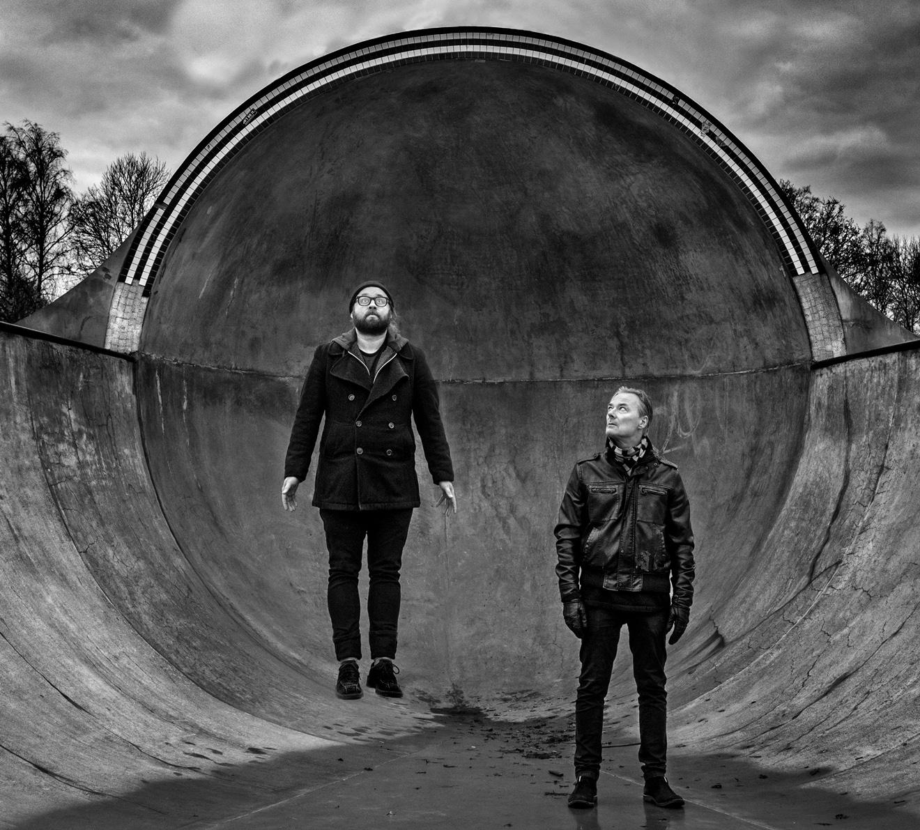 Eric Palmqvist, Ulf Stureson